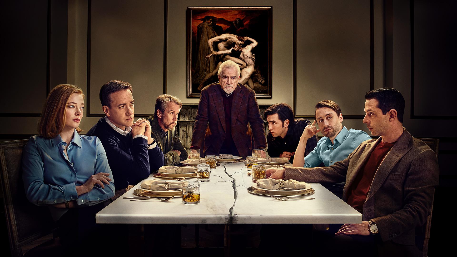 La série Succession, nouvelle pépite d'HBO - On'